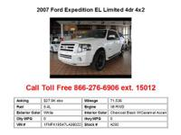 2008 Ford ExpeditionEL KingRanch 4dr 4x2 SUV 4 Doors