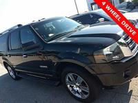 Recent Arrival! 2008 Ford Expedition EL Limited 5.4L V8
