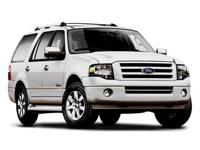 2008 Ford Expedition EL XLT Redfire Clearcoat Metallic.