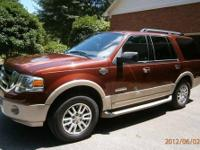 EXCELLENT TO PERFECT CONDITION 2008 FORD EXPEDITION