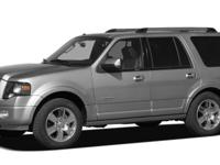 Silver 2008 Ford Expedition Limited RWD 6-Speed