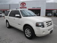Recent Arrival! 2008 Ford Expedition Limited 5.4L V8
