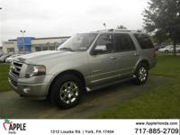 New Price!  2008 Ford Expedition Limited  Options:  300