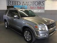 2008 ford explorer limited 4x4 - one owner / well