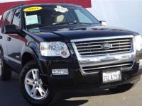 This 2008 Ford Explorer 4dr RWD 4dr V6 XLT SUV features
