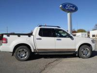 Super sharp Ford Explorer Sport Trac Limited. Enjoy the