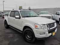 Options:  2008 Ford Explorer Sport Trac Limited 4.6L|We