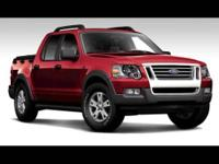 World Ford Pensacola presents this 2008 FORD EXPLORER