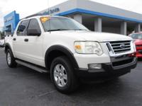 Check out this 2008 Ford Explorer Sport Trac XLT. Its