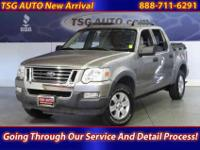 **** FRESH IN FOLKS! THIS 2008 FORD EXPLORER SPORT TRAC