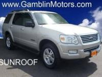 Check out this 1-OWNER, 2WD Explorer XLT! Comes