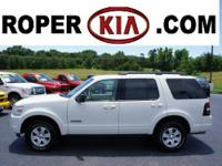 2008 Ford Explorer SUV 4X4 XLT Our Location is: Roper