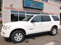 V6, 4X4! This 2008 Ford Explorer XLT offers year-round