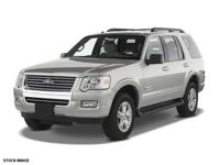 This 2008 Ford Explorer 4WD 4DR V6 XLT features a
