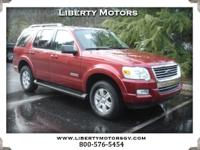 Options:  2008 Ford Explorer Clean Auto Check!! 2