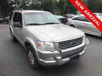 2008 Ford Explorer XLT 4WD.  * CLEAN CARFAX * 4WD *