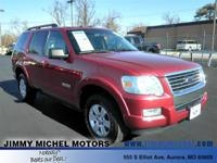 Exterior Color: red fire clearcoat metallic, Body: SUV,