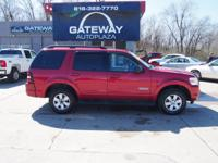Exterior Color: red, Body: SUV 4X4, Engine: 4.0 6 Cyl.,