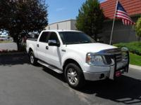 What a truck!! Check out this low mileage 2008 Ford