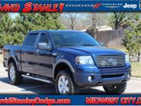 4D Crew Cab, 5.4L V8 EFI 24V FFV, Automatic, and 4WD.