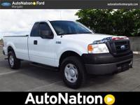 This 2008 Ford F-150 XL is offered exclusively by