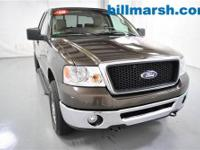 F-150 XLT, 4WD, Brown, ABS brakes, Air conditioning, CD