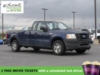 This 2008 Ford F-150 will sell fast ABS Brakes -AM/FM