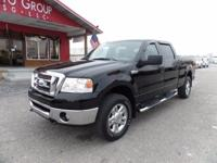 Options:  2008 Ford F-150 Take In Our Great Looking