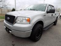 FX4 trim. $1,700 below NADA Retail! CD Player, Fourth