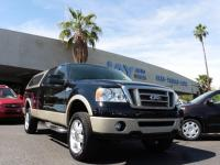 Options:  2008 Ford F-150 4Wd Supercrew 150 King