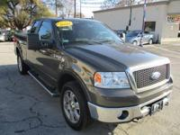 Options:  2008 Ford F150 4Wd Supercab Lariat 5