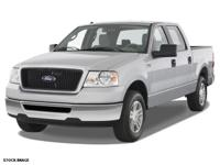 This 2008 Ford F-150 Lariat boasts features like a