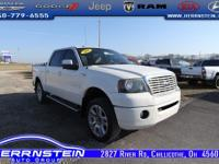 2008 Ford F-150 LIMITED Accident Free AutoCheck History