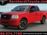 We are happy to offer you this 2008 Ford F150 STX which