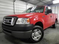 Exterior Color: red, Body: Regular Cab Pickup Truck,