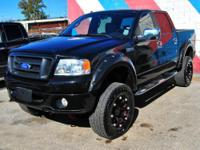 Body: Crew Cab Pickup, Engine: 5.4L V8 24V MPFI SOHC