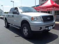 **2008 FORD F-150 XLT SUPER CREW**1-OWNER**CLEAN