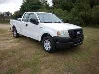 Options:  2008 Ford F-150 Xl 4X2 4Dr Supercab Styleside
