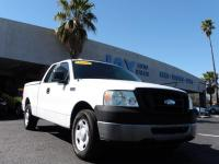 Options:  2008 Ford F-150 2Wd Supercab 145