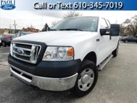 **CARFAX BUYBACK GUARANTEE**5.4L V8**8 FT BED** 2008