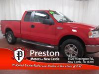 Exterior Color: red, Body: Pickup, Engine: V8 5.40L,