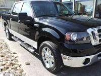 2008 Ford F-150 XLT 4x2 four door SuperCrew Styleside