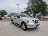 2008 Ford F-150 Supercab ** extended cab style**
