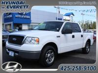Looking for that Work/Towing Truck? Here it is! F-150