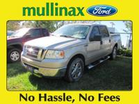Options:  2008 Ford F-150 Xlt|Recent Arrival! Clean