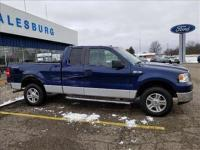 CARFAX One-Owner. Clean CARFAX.Blue 2008 Ford F-150 XLT
