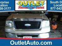This outstanding example of a 2008 Ford F-150 XLT is