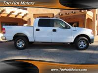 Options:  2008 Ford F-150 Xlt 4X4|One Of The Best
