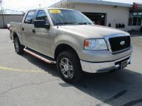 Options:  2008 Ford F150 4Wd Supercrew Xlt 5