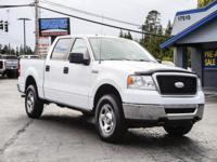 Clean Carfax 4x4 Truck with Power Optiosn!  Options: